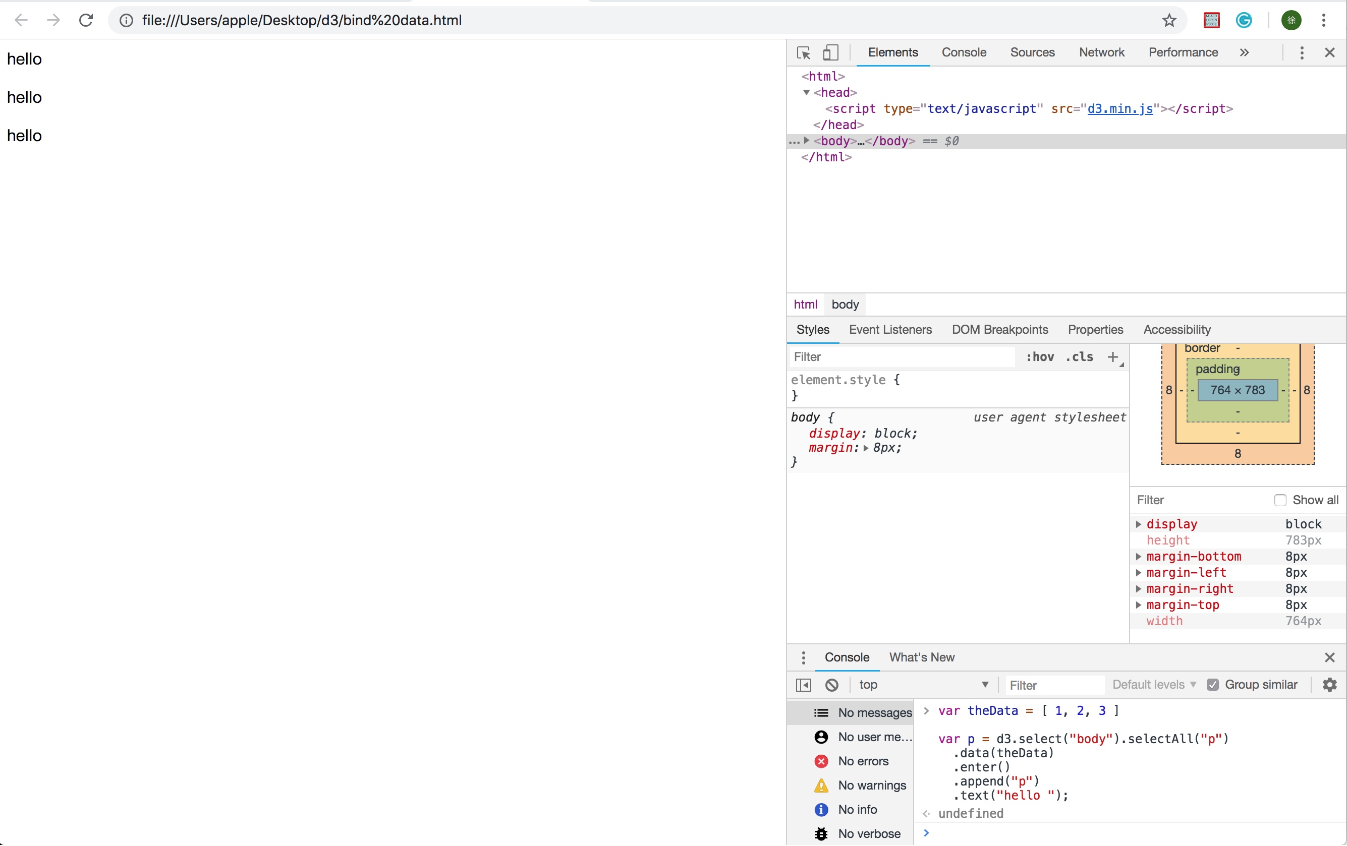 4  How to binds data in D3 js? 5  Which canvas to add? (SVG